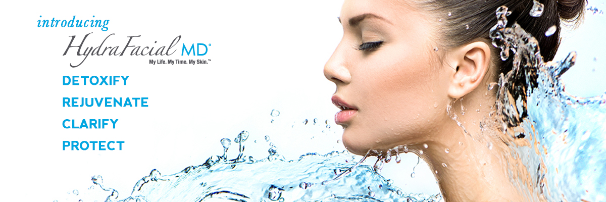 Hydrafacial Treatments Tampa, FL - Spa Evangeline